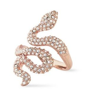 Stella & Dot Sidewinder Ring